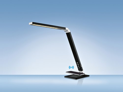 BUREAULAMP HANSA LED MAGIC PLUS LIGHT ZWART 1 Stuk