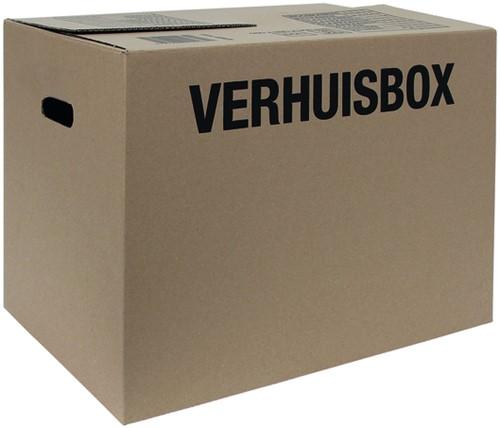VERHUISDOOS BUDGET 480X320X360MM BR 1 Stuk