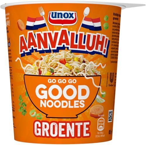 GOOD NOODLES UNOX GROENTEN 1 Cup