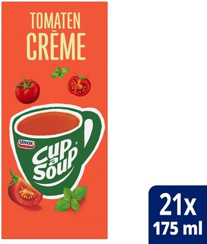 CUP A SOUP TOMATEN CREME 21 Zak