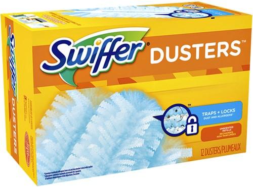 SWIFFER DUSTER NAVULLING 20ST 20 Stuk