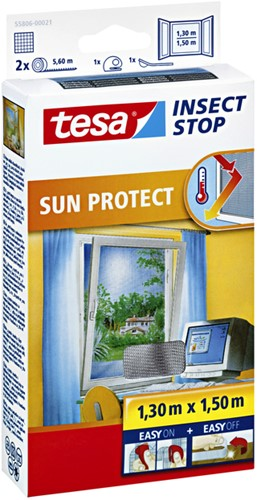 VLIEGENHOR TESA RAAM 55924 1.3X1.5M SUN 1 Stuk