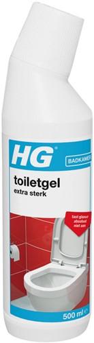 SANITAIRREINIGER HG SUPERKRACHT 500ML 1 Fles