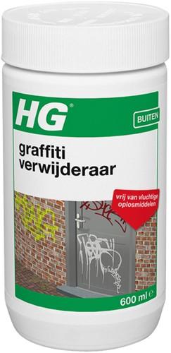 GRAFFITI REMOVER HG 600ML 1 Fles