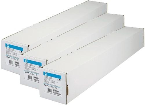 INKJETPAPIER HP Q1396A 610MMX45.7M 80GR 45.7 Meter