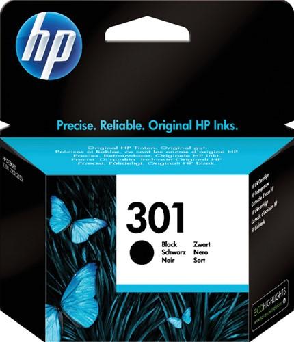 INKCARTRIDGE HP 301 CH561EE ZWART 1 Stuk