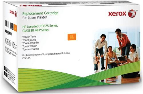 TONERCARTRIDGE XEROX HP CE252A 7.6K GEEL 1 Stuk