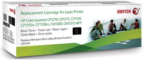 TONERCARTRIDGE XEROX HP CB540A 2.2K ZWART 1 Stuk
