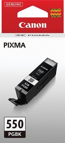 INKCARTRIDGE CANON PGI-550 PG ZWART 1 Stuk