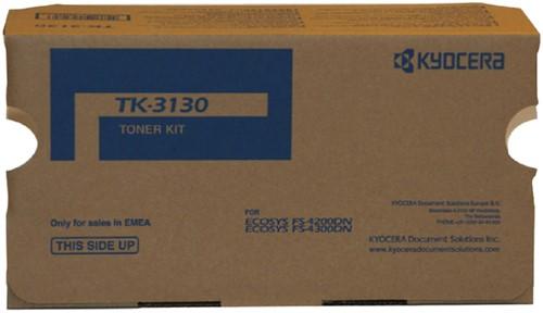 TONER KYOCERA TK-3130 25K ZWART 1 Stuk