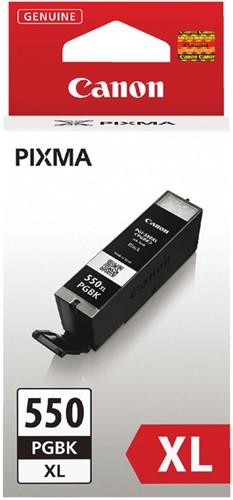 INKCARTRIDGE CANON PGI-550XL PG HC ZWART 1 Stuk