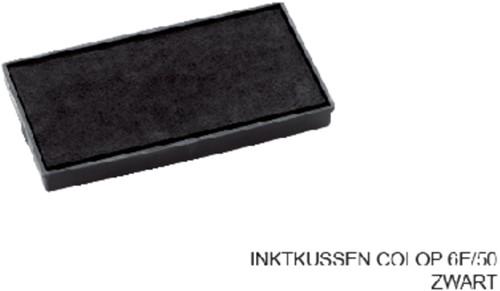 INKTKUSSEN COLOP 6E/50 ZWART 1 Stuk