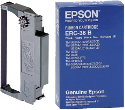 LINT EPSON C43SO15374 ERC38 ZWART 1 Stuk