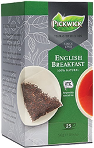 THEE PICKWICK TEA MASTER SELECTION ENGLISH 2GR 25 Stuk