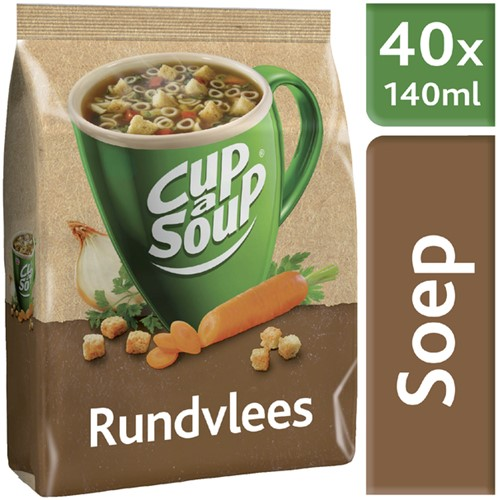 CUP A SOUP TBV DISPENSER RUNDVLEES 40 PORTIES 40 Portie