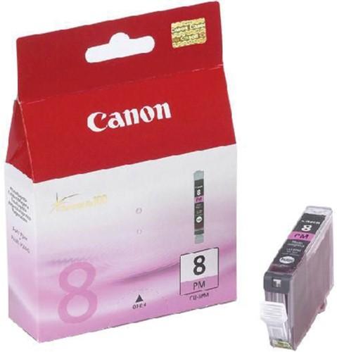 INKCARTRIDGE CANON CLI-8 FOTO ROOD 1 Stuk