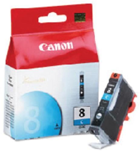 INKCARTRIDGE CANON CLI-8 BLAUW 1 Stuk